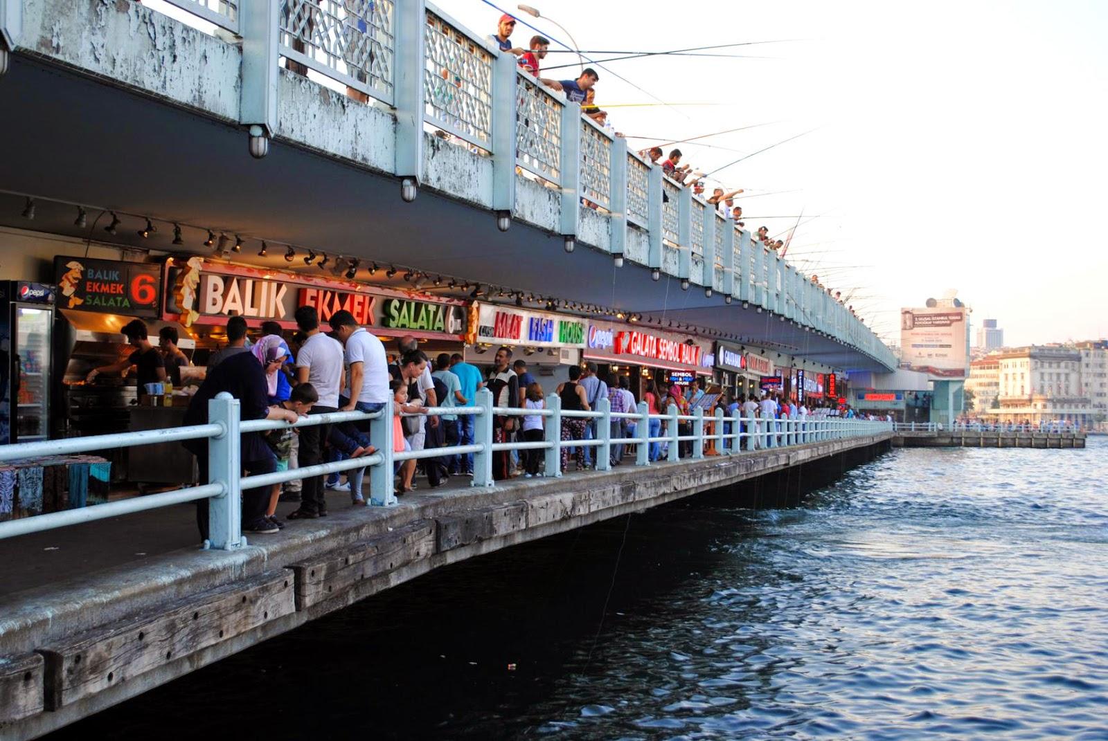 Restaurantes junto al río