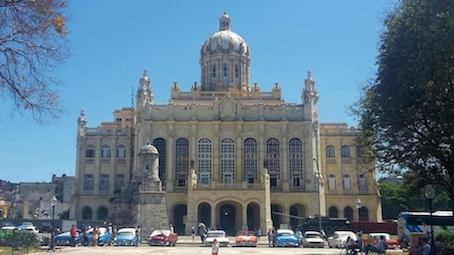 Museum of the Revolution - Havana, Cuba