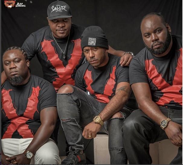 """Membros do grupo Kalibrados e Army Music unem-se em um novo projeto batizada como """"Projecto X"""""""