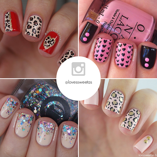 Instagram Nail Art Accounts You Need To Follow 1 The Shorties