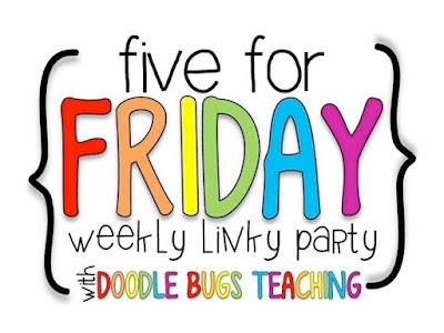 Five For Friday March 4, 2016