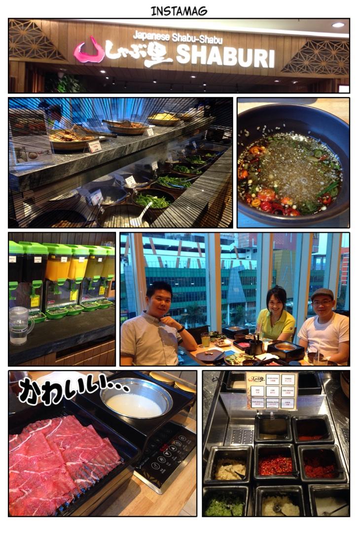 Shaburi Empo : shaburi, Shaburi,, Japanese, Shabu-Shabu, Emporium, Pluit, Kawan, Kuliner