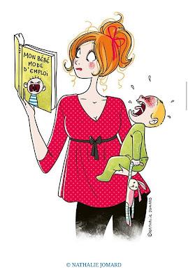 Czarna strona macierzyństwa - czyli trudne początki.