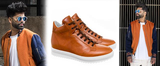 scarpe con rialzo inverno