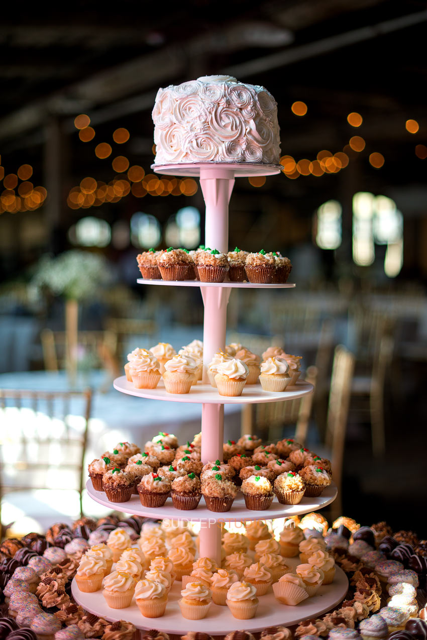 Cakes Ford Piquette Plant Wedding Photography - Sudeep Studio.com