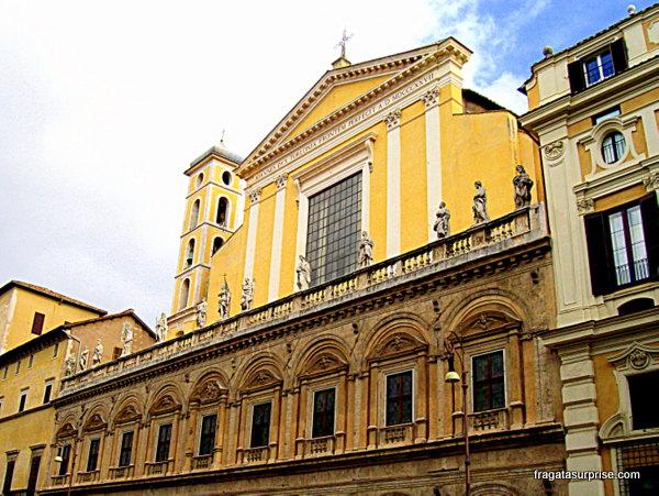 Igreja dei Santi Apostoli, Roma - Itália
