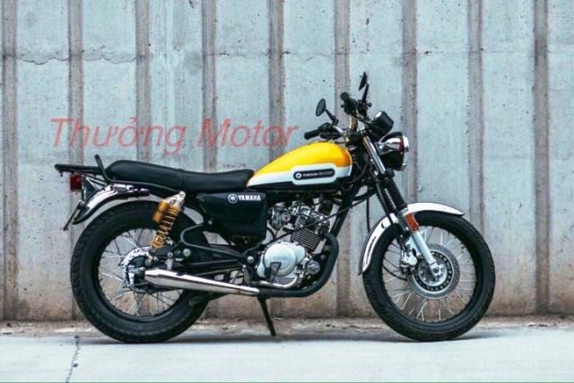 calon penantang Kawasaki W175 dari Yamaha