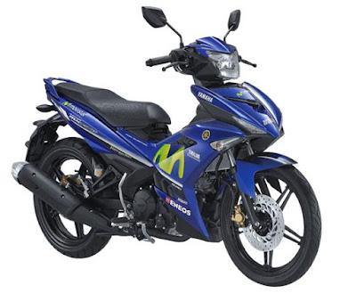 Yamaha MX King Facelift