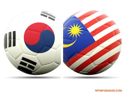 Live Streaming Korea Selatan vs Malaysia Kelayakan Kejohanan AFC U-19 2018