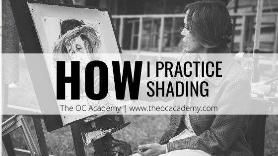 How I Practice Shading