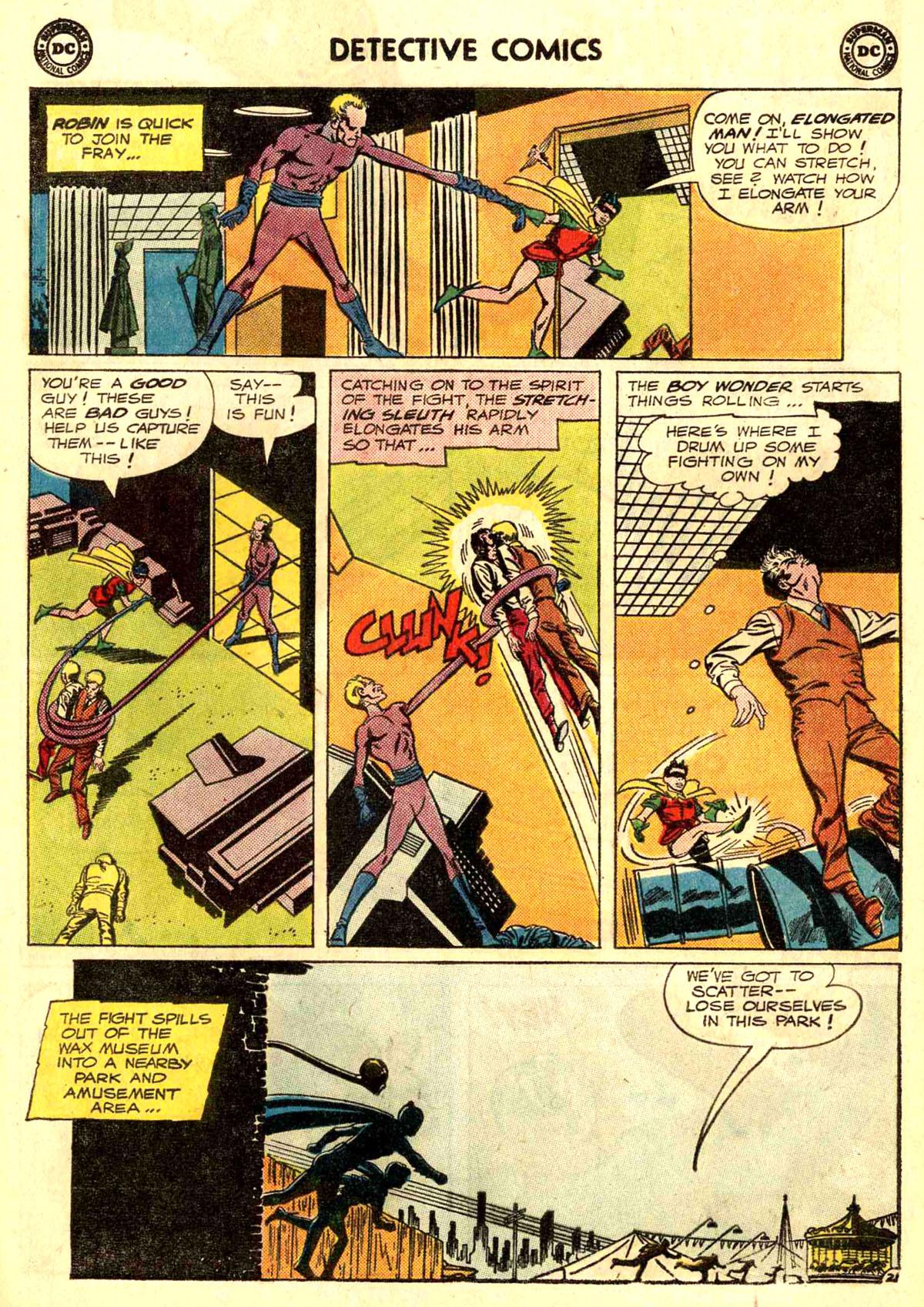 Detective Comics (1937) 331 Page 23