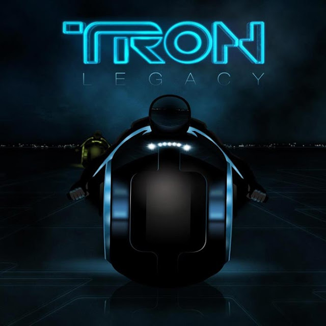 Tron Wallpaper Engine