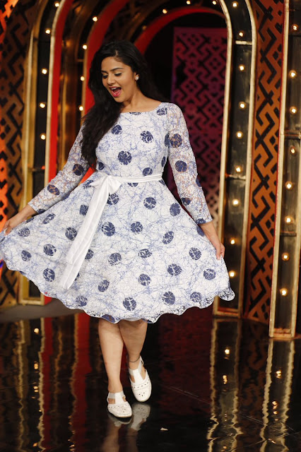 Anchor Sreemukhi Latest Stills