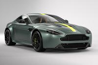 Aston Martin V12 Vantage AMR (2017) Front Side 1