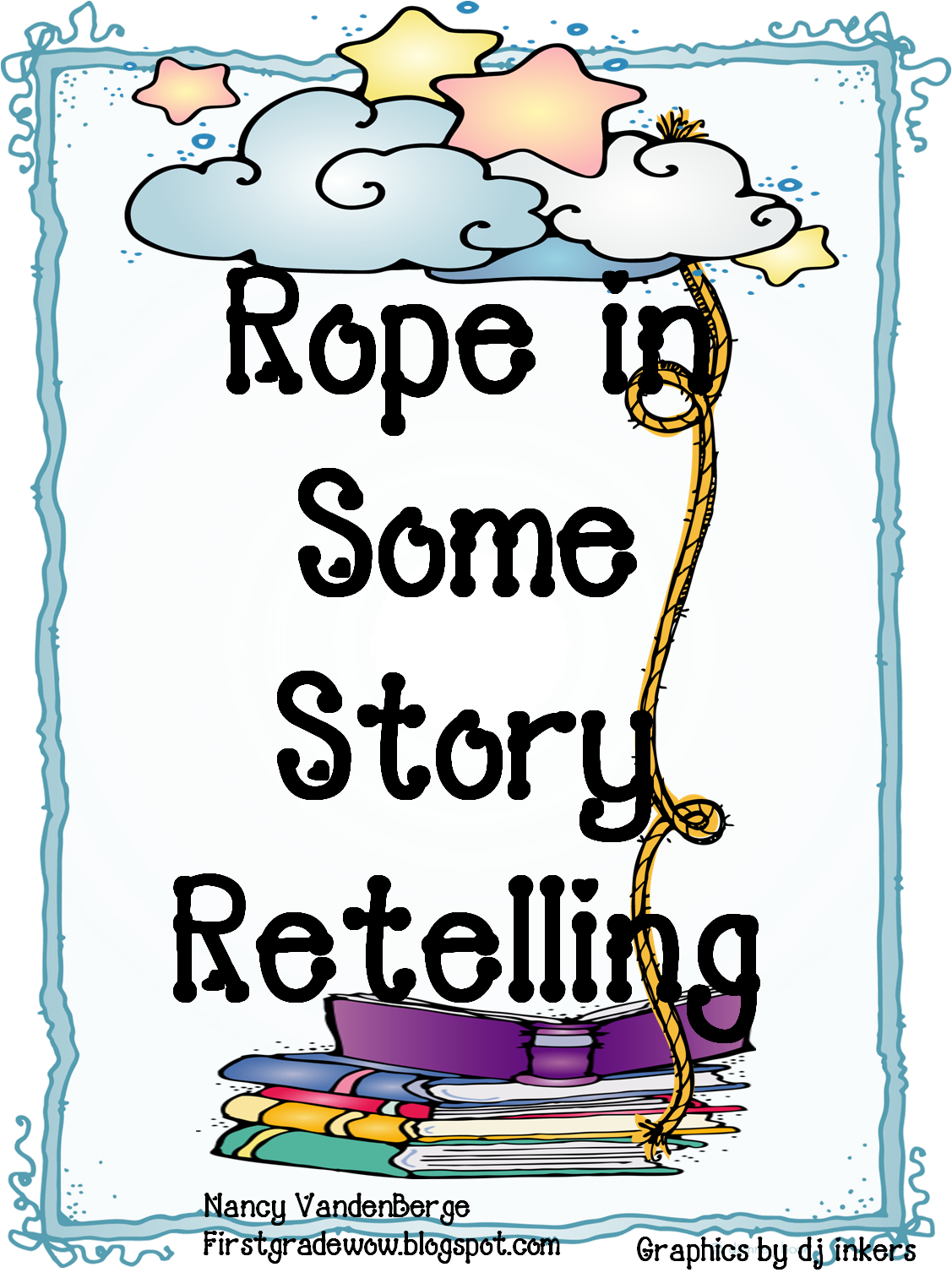 First Grade Wow Retelling Rope