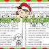 Atividades de Natal - desafio leitura