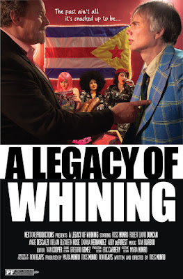 A Legacy of Whining Poster