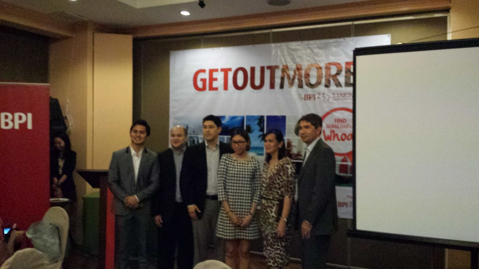 BPI Get Out More Team