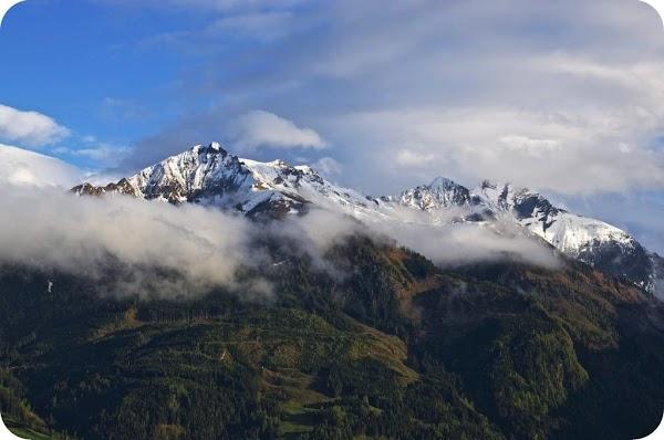 Proses Pembentukan Gunung dan Pegunungan (Gaya Orogenesis dan Epirogenesis)