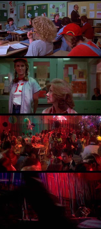 Carrie Extraño Presentimiento (1976) HD 1080p Latino