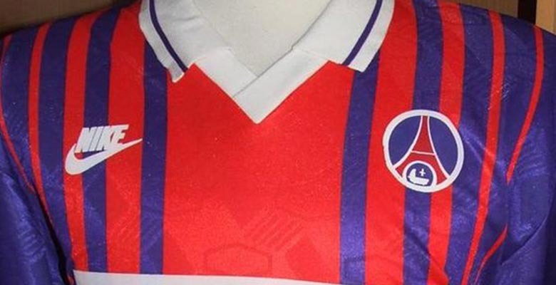 watch 0e8fb e3d33 Coincidence? This 1994 PSG Kit Looks Almost Exactly Like ...