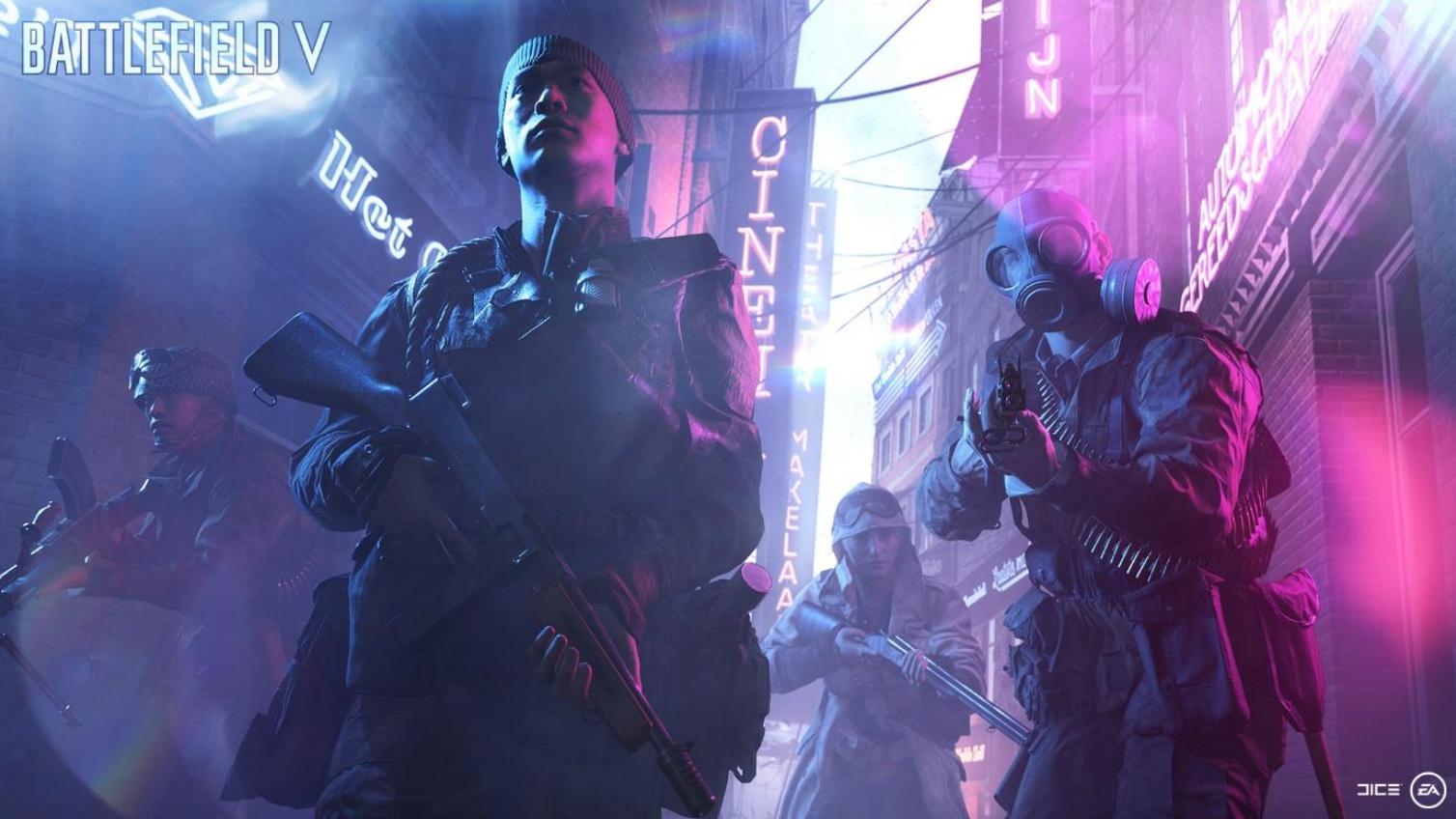 DICE está mudando e melhorando mapas do Battlefield V de acordo com o feedback da comunidade