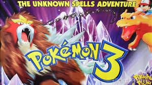 Hình ảnh Pokémon 3: Đế Vương Của Tháp Pha Lê Entei