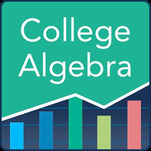 تطبيقتطبيقCollege Algebra Practice, Prep