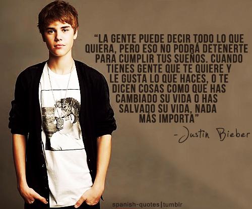 Imagenesparawhatsapp Imagenes De Justin Bieber Con Frases
