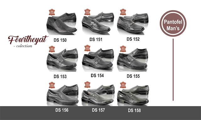 Grosir Sepatu Kulit Murah