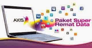 Daftar Harga Paket Internet Axis Terbaru dan Terlengkap