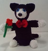 http://www.ravelry.com/patterns/library/romeo-tuxedo-cat-amipal-amigurumi-stuffed-kitten