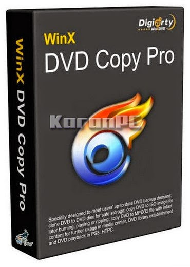 WinX DVD Copy Pro 3.6.5 + Key