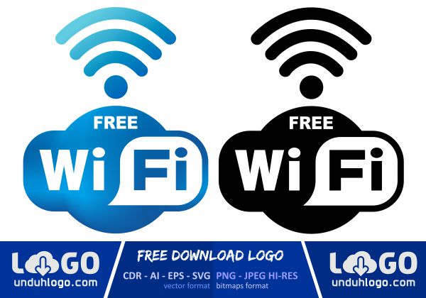 Logo Free Wifi