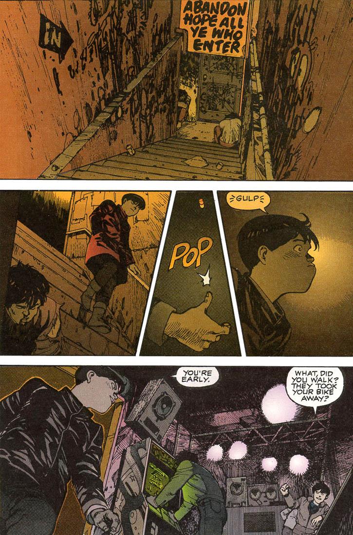 Read online Akira comic -  Issue #1 - 34