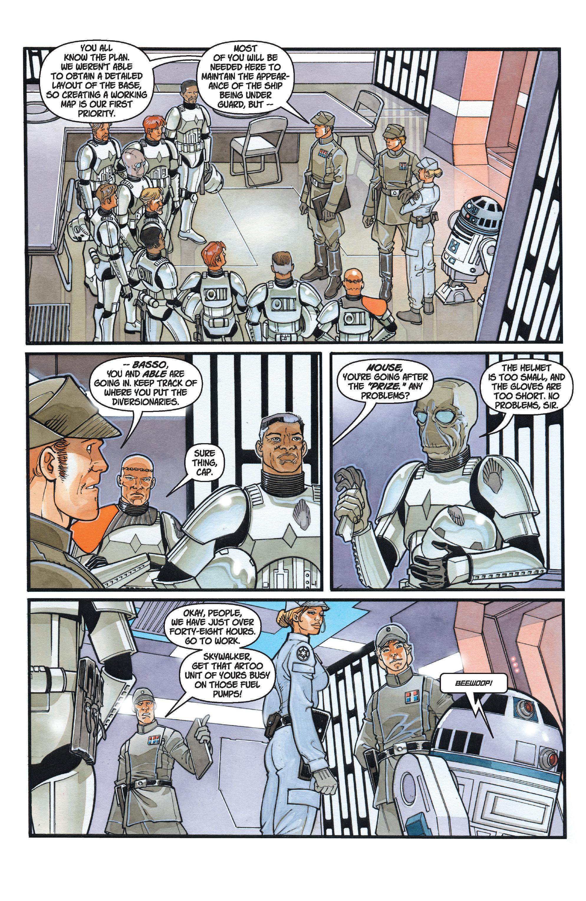 Read online Star Wars Omnibus comic -  Issue # Vol. 22 - 229