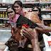 Warga Parit Kecoh Pasar Raya 'Kegemaran' Dicemari Babi