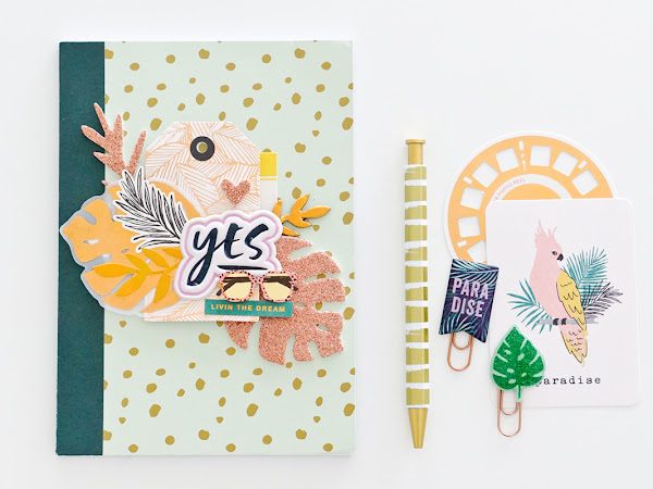 Crate Paper Design Team : Summer Gift