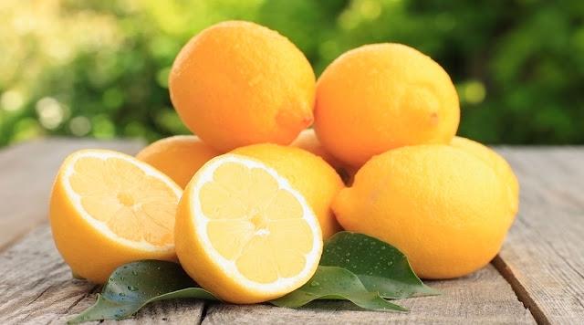 Kebaikan Sebenar Dan Khasiat Buah Lemon