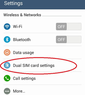 Cara Internetan dengan SIM 2 Asus Zenfone 2 4 5 6