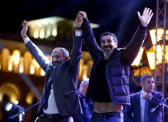 Nikol Pashinyan elegido primer ministro de Armenia