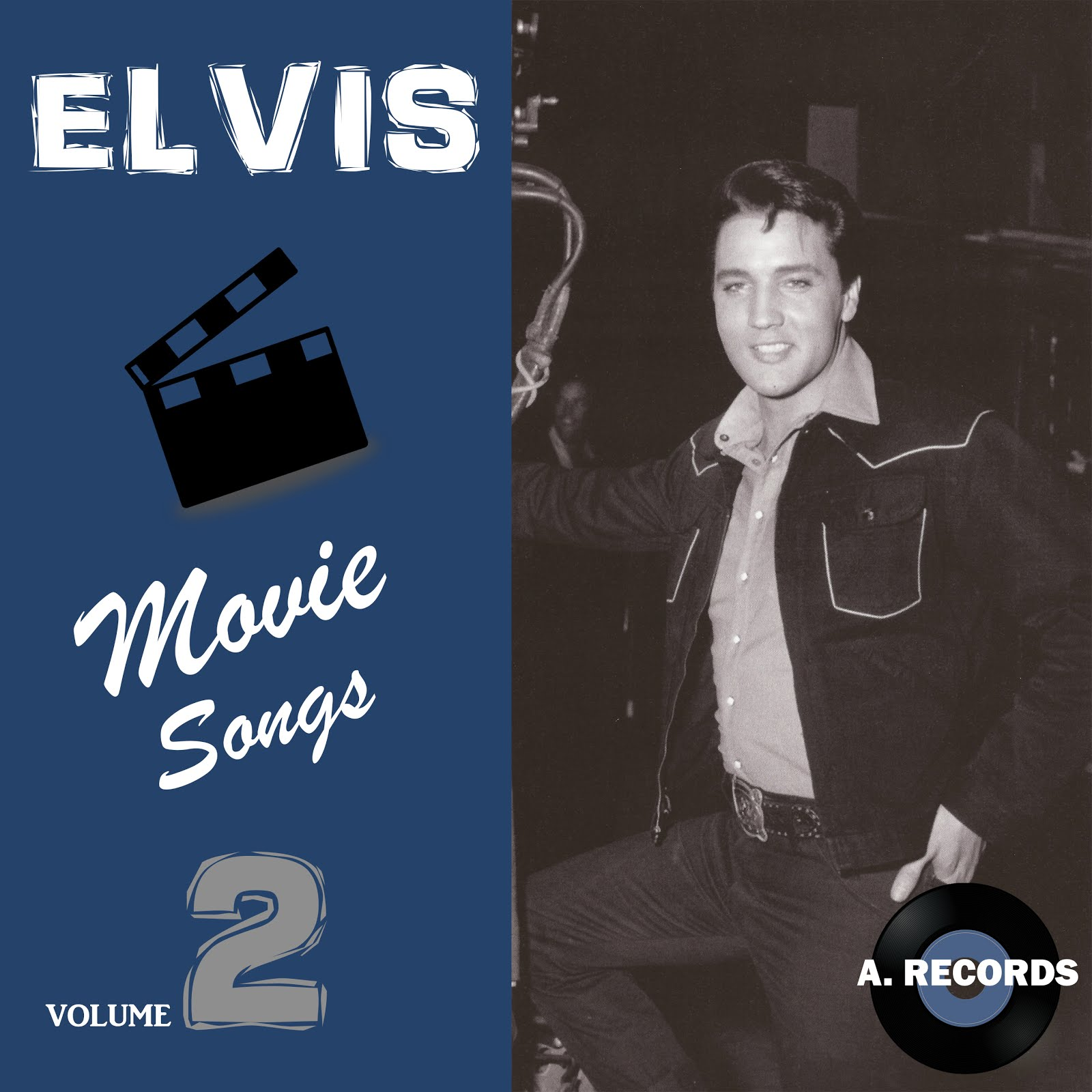 Elvis - Movie Songs - Volume 2 (June 2017)