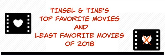 Movies of 2018 Reviewed