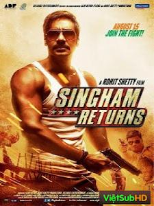 Cảnh sát Singham trở lại