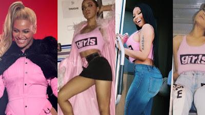 Quarto álbum de Nicki Minaj deve ter Beyoncé, Ariana Grande, Tinashe, Jay Z e Trina.