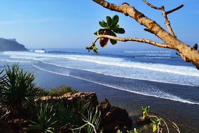 Pantai Gondomayit - Pesona Tersembunyi Blitar Selatan
