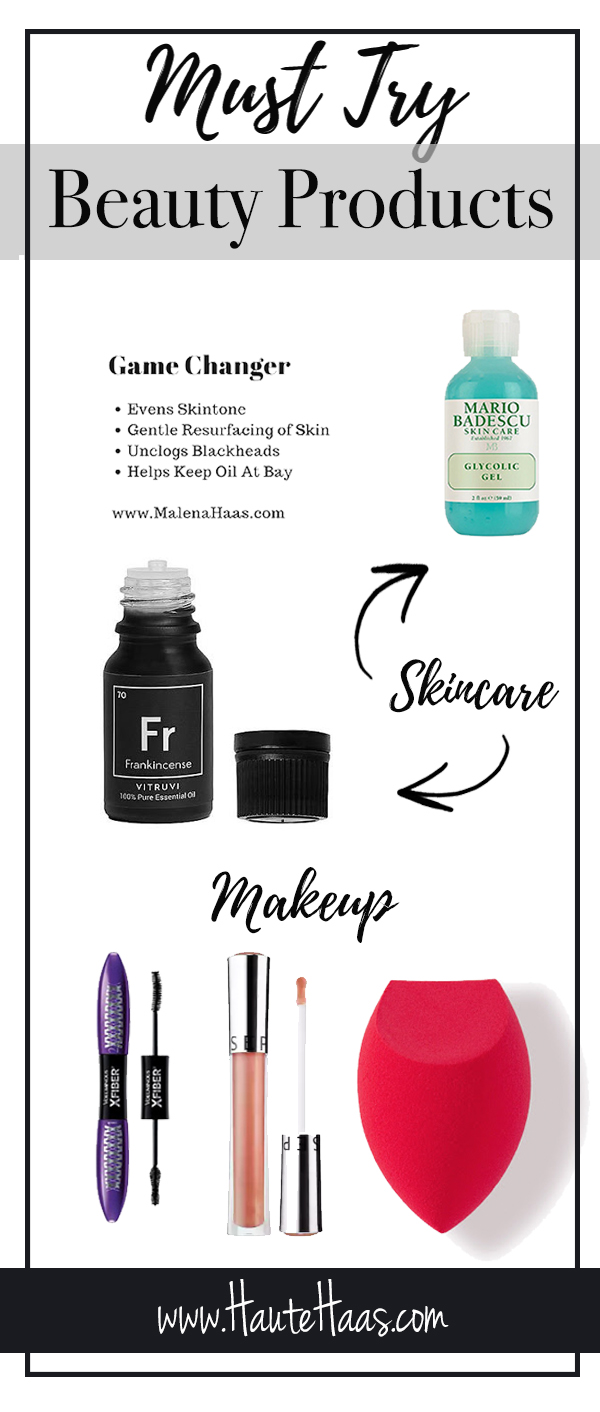 Must Try Beauty and Skincare: Current Favorites