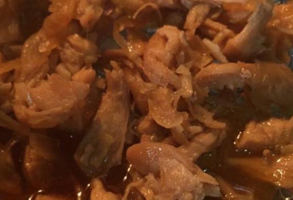 Resep Ayam Kecap MP ASI