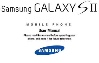 Samsung Galaxy S II Manual
