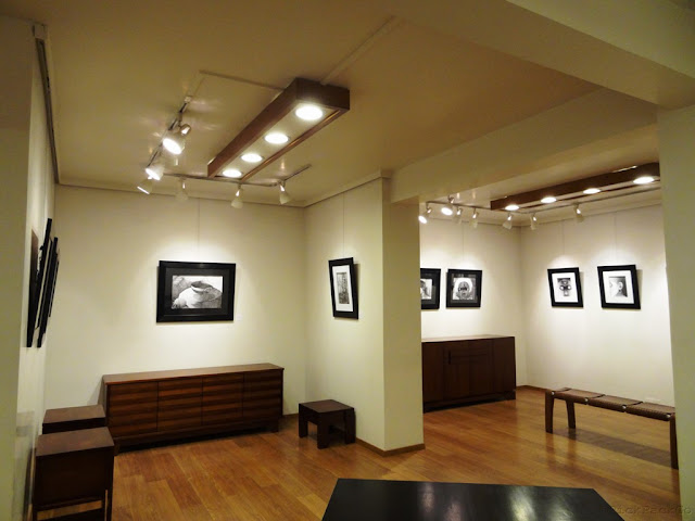 exhibition at Kynkyny Art Gallery - Bangalore